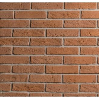 Плитка бетонная Einhorn под декоративный камень Римский Кирпич 10, 200х50х12 мм