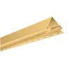 Кут зовнішній Альта-Профіль KANADA Плюс Престиж 3050 мм жовтий