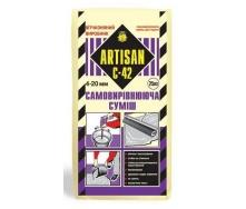 Самовыравнивающая смесь Артисан С-42 25кг 4-20 мм