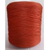 Нитка для коврового оверлока красно-терракотовая
