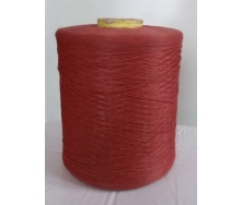 Нить для оверлока ковролина бледно-красная