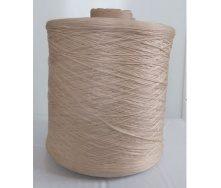 Нить для оверлока коврового изделия светло-бежевая