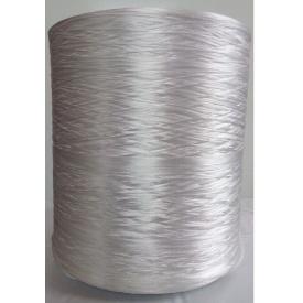 Нитка для оверлока коврового изделия белая