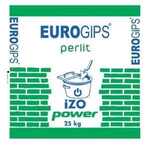 Гипсовая штукатурка EUROGIPS IZO POWER стартовая 25 кг