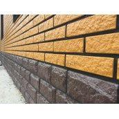 Цокольная плитка панели с утеплителем Rocky Дикий камень 1000x500 мм
