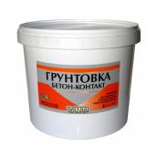 Грунтовка бетонконтакт Корал СPP 14 10 л
