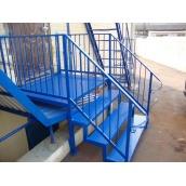 Лестница металлическая 1 пог. м
