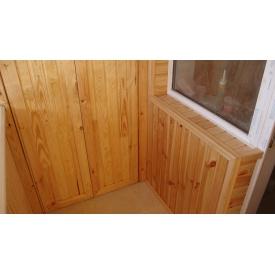 Обшивка балкона внутренняя 1 м2