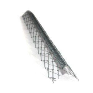 Угол алюминиевый для мокрой штукатурки 3 м