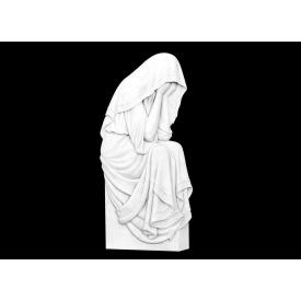 Декоративна накладка барельєф з литого каменю