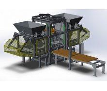 Вібропрес ПВ-03А 26 кВт