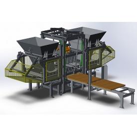 Вибропресс ПВ-03А 26 кВт