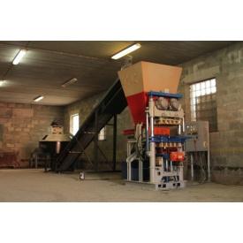 Базовый комплект ПВ-12 для производства тротуарной плитки 20 кВт