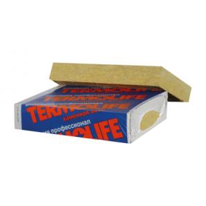 Мінеральна вата TERMOLIFE Покрівля Н 115 кг/м3 1000х600х100 мм