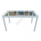 Стол МеблиЕко Классик прямоугольный 750х800х1400 мм (101491)