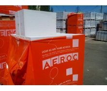 Газобетон AEROC D300 сверхтеплий