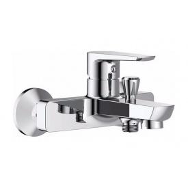 Смеситель для ванны IMPRESE BRECLAV 35 мм хром (10245)