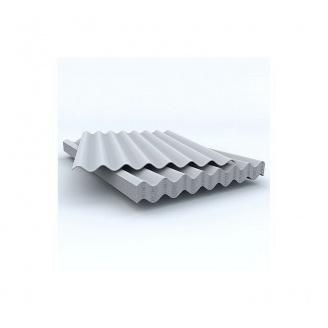 Шифер Балаклея 8-волновой 5,8х1130х1750 мм