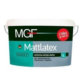 Краска латексная MGF М100 14 кг