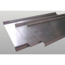 Виготовлення відливів з оцинкованої сталі ширина 80 мм