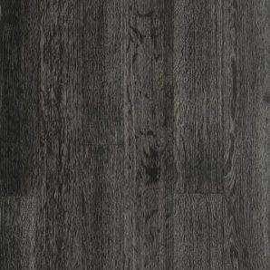 Паркетна дошка DeGross Дуб чорний з сріблом браш 1200х100х15 мм