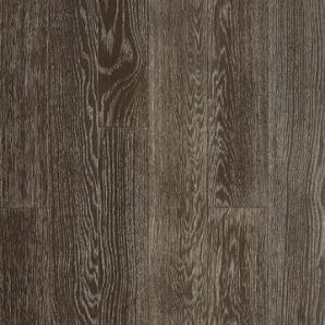 Паркетна дошка DeGross Дуб коричневий з сріблом браш 1200х120х15 мм