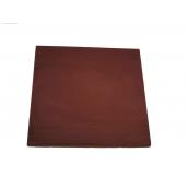 Плита парапетная 450х400 мм красная