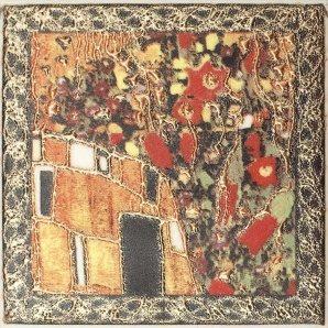 Плитка декоративна АТЕМ Parma Klimt 2W 7х100х100 мм