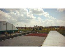 Строительство спортивного комплекса