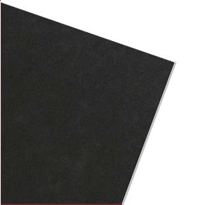 Акустична мінеральна стельова плита AMF Thermatex Alpha Black 600х600х19 мм