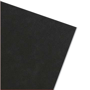 Акустична мінеральна стельова плита AMF Thermatex Alpha Black 1200х600х19 мм