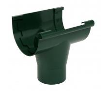 Воронка обычная Nicoll 25 ПРЕМИУМ D80 зеленый
