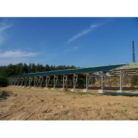 Будівництво корівників під ключ за проектом