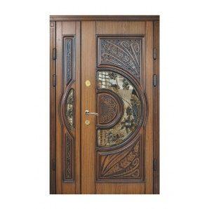 Вхідні двері Термопласт Стандарт 90 24 970х2050 мм