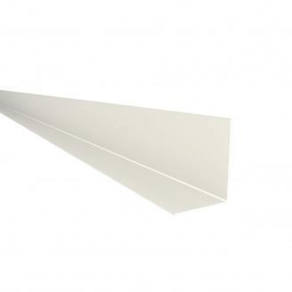 Финишный профиль Nicoll BELRIV 4 м белый PC744