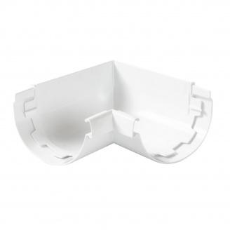 Угол желоба внутрений 90° Nicoll 29 VODALIS 140 мм белый