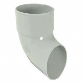 Отвод сливной Nicoll 25 ПРЕМИУМ серый