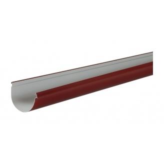 Желоб водосточный Nicoll 29 VODALIS 140 мм красный