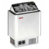 Електрокам'янка Helo CUP 60 STJ для сауни 6 кВт хром