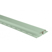 Планка сполучна Альта-Профіль Alta-Siding 3050 мм сіро-зелений