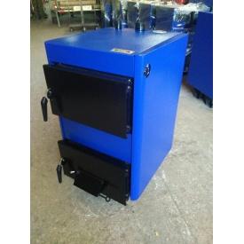 Твердопаливний котел HOTT АОТВ-12-14С 4х450х710х810 мм