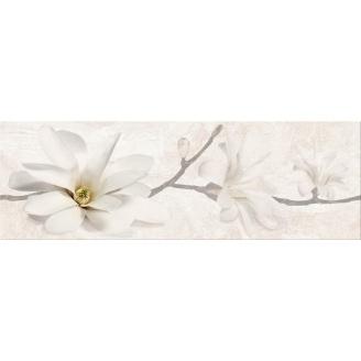 Плитка Opoczno Stone Flowers beige inserto 25x75 см