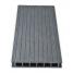 Терасна дошка Gamrat браширована 25х160х2400 мм графіт
