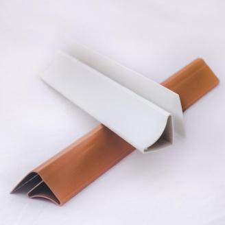 Пластиковый плинтус Next level Plast 30x30x20 мм