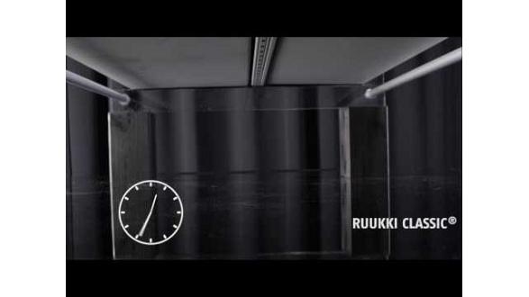 Тест на водонепроницаемость Ruukki Classic
