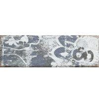 Плитка декоративная Paradyz Rondoni Blue Inserto Struktura A 98х298х7 мм