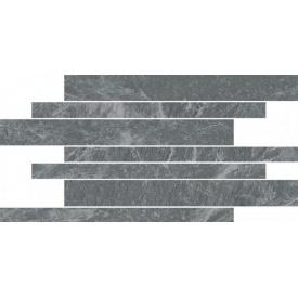 Плитка Opoczno Yakara grey mosaic 22,2x44,6 см