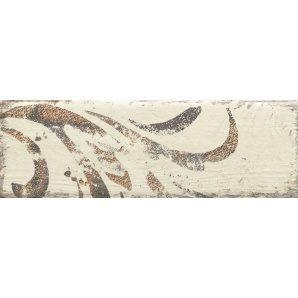 Плитка декоративна Paradyz Rondoni Beige Inserto Struktura B 98х298х7 мм