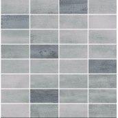Плитка Opoczno Floorwood grey-graphite mix mosaic 29х29,5 см