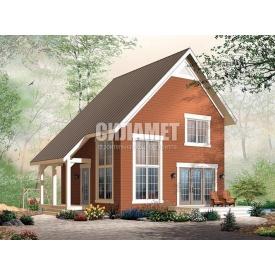 Проект дома под ключ ГБ-149